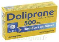 DOLIPRANE 500 mg Comprimés 2plq/8 (16) à ESSEY LES NANCY