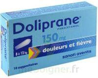 DOLIPRANE 150 mg Suppositoires 2Plq/5 (10) à ESSEY LES NANCY