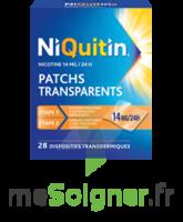 NIQUITIN 14 mg/24 heures, dispositif transdermique Sach/28 à ESSEY LES NANCY