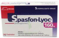 SPASFON LYOC 160 mg, lyophilisat oral à ESSEY LES NANCY