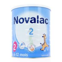 Novalac 2 Lait en poudre 800g à ESSEY LES NANCY