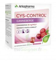 Cys-Control 36mg Poudre orale 20 Sachets/4g à ESSEY LES NANCY
