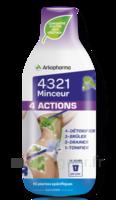 4321 Minceur 4 Actions Solution buvable Fl/280ml à ESSEY LES NANCY