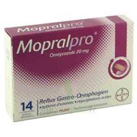 MOPRALPRO 20 mg Cpr gastro-rés Film/14 à ESSEY LES NANCY
