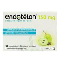 ENDOTELON 150 mg, comprimé enrobé gastro-résistant à ESSEY LES NANCY