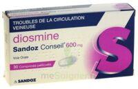 DIOSMINE SANDOZ CONSEIL 600 mg, comprimé pelliculé à ESSEY LES NANCY