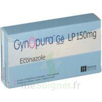 GYNOPURA L.P. 150 mg, ovule à libération prolongée Plq/2 à ESSEY LES NANCY