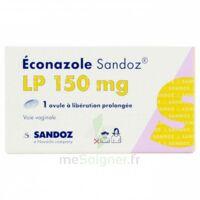 ECONAZOLE SANDOZ L.P. 150 mg, ovule à libération prolongée à ESSEY LES NANCY