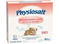 PHYSIOSALT REHYDRATATION ORALE SRO, bt 10 à ESSEY LES NANCY