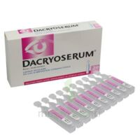 DACRYOSERUM Solution pour lavage ophtalmique en récipient unidose 20Unidoses/5ml à ESSEY LES NANCY