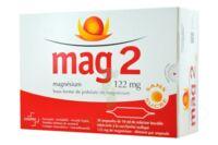 MAG 2 122 mg S buv en ampoule sans sucre édulcoré à la saccharine sodique 30Amp/10ml à ESSEY LES NANCY
