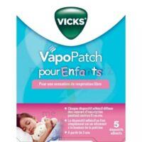 VICKS VAPOPATCH ENFANTS à ESSEY LES NANCY
