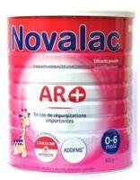 NOVALAC AR + 0-6 MOIS Lait pdre B/800g à ESSEY LES NANCY