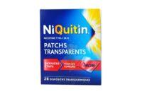 NIQUITIN 7 mg/24 heures, dispositif transdermique B/28 à ESSEY LES NANCY
