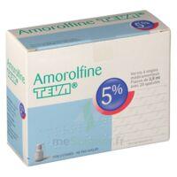 AMOROLFINE TEVA 5 % Vernis ongl médic médicamenteux 1Fl ver/2,5ml+spat à ESSEY LES NANCY