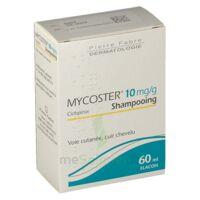 MYCOSTER 10 mg/g, shampooing à ESSEY LES NANCY