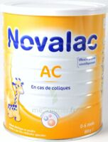 Novalac AC 1 Lait en poudre 800g à ESSEY LES NANCY
