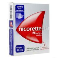 Nicoretteskin 25 mg/16 h Dispositif transdermique B/28 à ESSEY LES NANCY