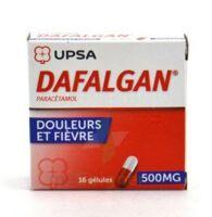 DAFALGAN 500 mg Gélules 2plq/8 (16) à ESSEY LES NANCY