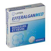 EFFERALGANMED 500 mg, comprimé effervescent sécable à ESSEY LES NANCY