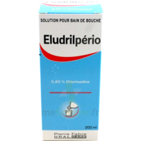 ELUDRILPERIO 0,2 %, solution pour bain de bouche à ESSEY LES NANCY