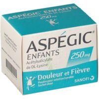 ASPEGIC ENFANTS 250, poudre pour solution buvable en sachet-dose à ESSEY LES NANCY