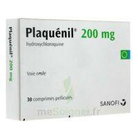 PLAQUENIL 200 mg, comprimé pelliculé à ESSEY LES NANCY