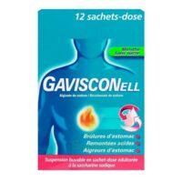 GAVISCONELL Suspension buvable sachet-dose menthe sans sucre 12Sach/10ml à ESSEY LES NANCY