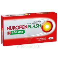 NUROFENFLASH 400 mg Comprimés pelliculés Plq/12 à ESSEY LES NANCY