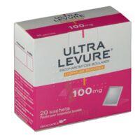 ULTRA-LEVURE 100 mg Poudre pour suspension buvable en sachet B/20 à ESSEY LES NANCY