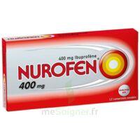 NUROFEN 400 mg Comprimés enrobés Plq/12 à ESSEY LES NANCY
