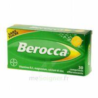 Berocca Comprimés effervescents sans sucre T/30 à ESSEY LES NANCY
