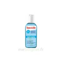 Baccide Gel mains désinfectant sans rinçage 75ml à ESSEY LES NANCY