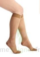 Thuasne Venoflex Secret 2 Chaussette femme beige doré T2L à ESSEY LES NANCY