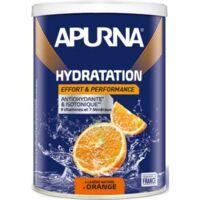 Apurna Poudre pour boisson hydratation Orange 500g à ESSEY LES NANCY