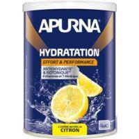 Apurna Poudre pour boisson hydratation Citron 500g à ESSEY LES NANCY