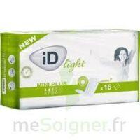 ID Light Mini Plus protection urinaire à ESSEY LES NANCY