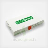 Stéribox Kit prévention et hygiène pour les toxicomanes avec seringues 100UI/ml à ESSEY LES NANCY