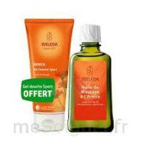 Weleda huile de massage arnica 200ml  + Gel douche OFFERT à ESSEY LES NANCY