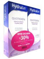 Hydralin Quotidien Gel lavant usage intime 2*200ml à ESSEY LES NANCY