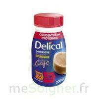 DELICAL BOISSON HP HC CONCENTREE Nutriment café 4Bouteilles/200ml à ESSEY LES NANCY