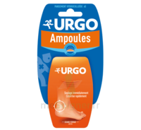 Urgo Ampoule Pansement seconde peau talon B/5 à ESSEY LES NANCY