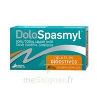DOLOSPASMYL 60 mg/300 mg Caps molle Plq PVC/alu/20 à ESSEY LES NANCY