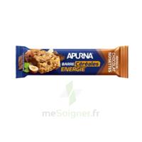 Apurna Barre énergie croustillante Pépites de chocolat noisettes 35g à ESSEY LES NANCY
