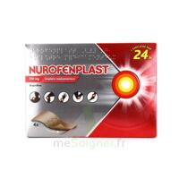 NUROFENPLAST 200 mg Emplâtre médic 4Sach à ESSEY LES NANCY